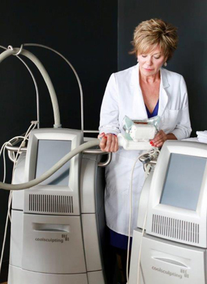 Coolsculpting with Two Systems