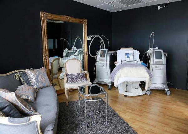 New Beauty Treatment-Room