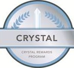 Crystal rewards program